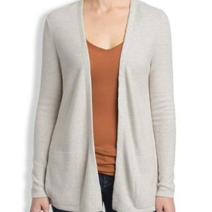 Lucky Brand Vented Layered Cardigan XS